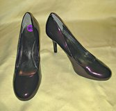 """Nine West"" Dark Plum Patent Leather Pumps in Fort Bragg, North Carolina"