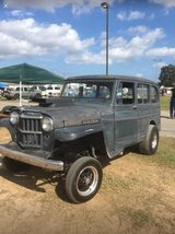 1951 Jeep Station Wagon in DeRidder, Louisiana