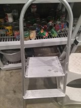two step folding ladder in New Orleans, Louisiana