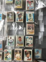 MLB Cards (mostly from 1980 or so) in Wiesbaden, GE