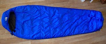 North Face Thunderhead 3D Sleeping Bag   **** New Condition **** in Ramstein, Germany