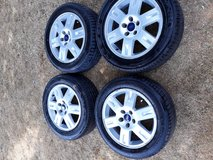 Ford 5 stud Alloy wheels in Lakenheath, UK