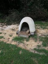 igloo dog house in DeRidder, Louisiana