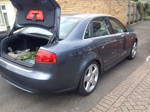 Audi A4 S line 2.0 TdI. in Lakenheath, UK