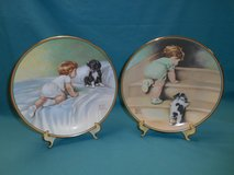 Bessie Pease Gutman Collectible Plates in Algonquin, Illinois