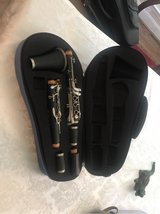 practice clarinet - first act in Kingwood, Texas