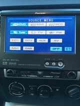 pioneer Avh-p5700dvd car stereo in Lakenheath, UK