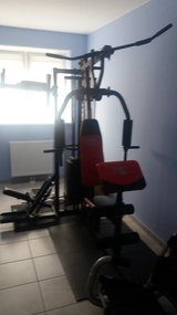 Exercise Machine in Ramstein, Germany