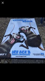 Cinema Banners in Lakenheath, UK