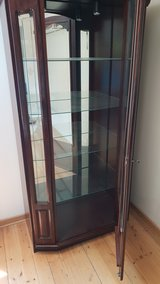 Curio cabinet in Ramstein, Germany