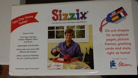 Sizzix Die Cutter in Ramstein, Germany