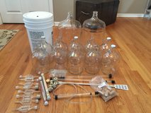 Home brewing or wine making equipment in Yorkville, Illinois