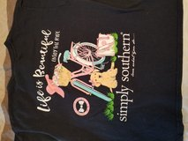 Girls sz S simply southern s/s shirt in Cherry Point, North Carolina