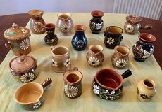 Alsatian Pottery Collection in Ramstein, Germany