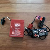 Power Wheels 6V Battery and Charger in Naperville, Illinois