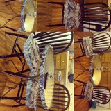 Table and chairs in Lawton, Oklahoma