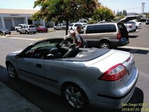 2004 Saab 93 2dr conv turbo 2.0 in Camp Pendleton, California