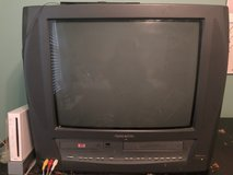 dvd/VHS combo tv in Perry, Georgia