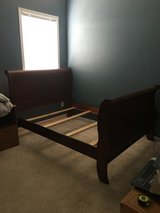 Queen Sleigh Bed Frame in Perry, Georgia