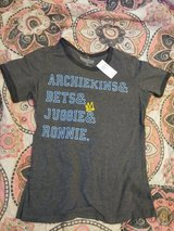 Riverdale Nicknames Ringer T shirt New with tags in Alamogordo, New Mexico