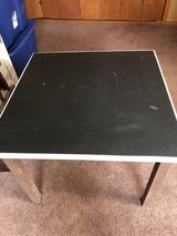 Kids chalk board table in Batavia, Illinois