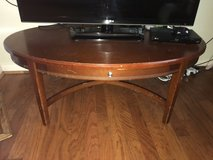 Solid wood coffee table in Beaufort, South Carolina