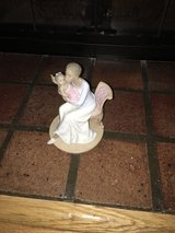 Porcelain figurine in Fort Belvoir, Virginia
