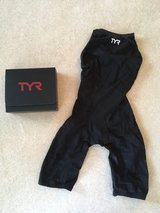 TYR Tracer Light Female Shortjohn Tech Suit Size 30 in Aurora, Illinois