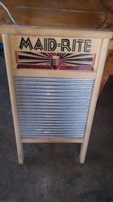 Washboard in Fort Leonard Wood, Missouri