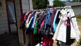 School clothes maybe? in Travis AFB, California