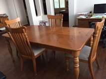 Dining Room Table and 4 Chairs in Pensacola, Florida