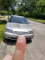 02 Honda Accord in Kingwood, Texas