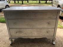 Solid wood dresser in Spring, Texas