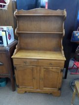 ETHAN ALLEN MAPLE CABINET in Cherry Point, North Carolina