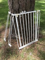 Child gate / pet gate in Kingwood, Texas