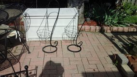 Like New  Standing  Shepard Hooks Plant Stands in Chicago, Illinois