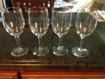Wine glasses in Lockport, Illinois