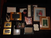 Eleven NEW Photo Frames Various Sizes & Designs! in Westmont, Illinois