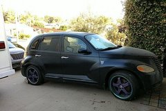 PT Cruiser in Camp Pendleton, California