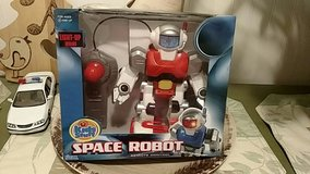 RC Space Robot wired ages 4+/ New in 29 Palms, California