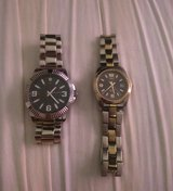 Two mens watches in 29 Palms, California