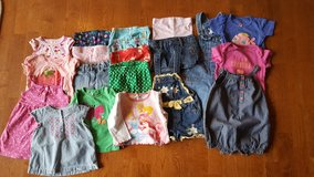 Girls Clothes Lot of 20 Size 18 Months in Aurora, Illinois