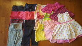 Girls Clothes Lot of 15 , Size 12 months in Yorkville, Illinois