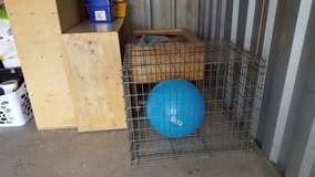 animal crate in Camp Lejeune, North Carolina