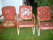 3 Lawn Chairs in Fort Campbell, Kentucky