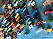 Thomas The Train Lot in Chicago, Illinois