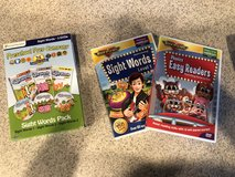 Sight words / phonics DVDs in Plainfield, Illinois