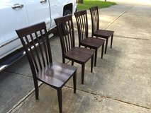 Chairs in Kingwood, Texas