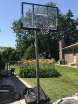 Basketball Hoop w/ Stand in Great Lakes, Illinois