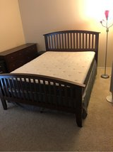 Bedset, desk and nightstand for sale ASAP in Fairfield, California